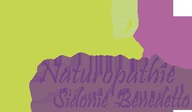 Logo Sidonie Benedetto Naturopathe